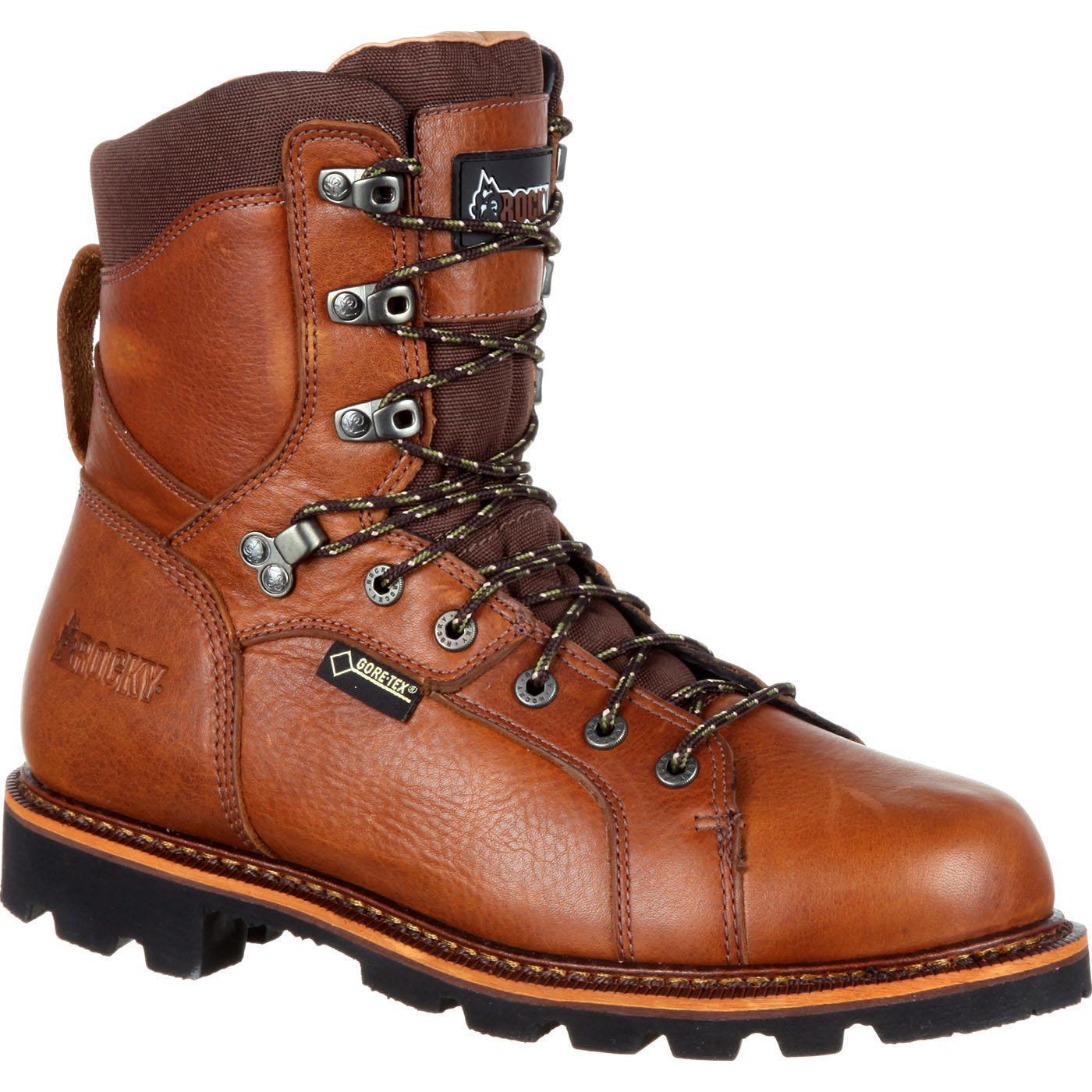 Rocky Portland Men's ... Waterproof Work Boots OgfnKLfbt