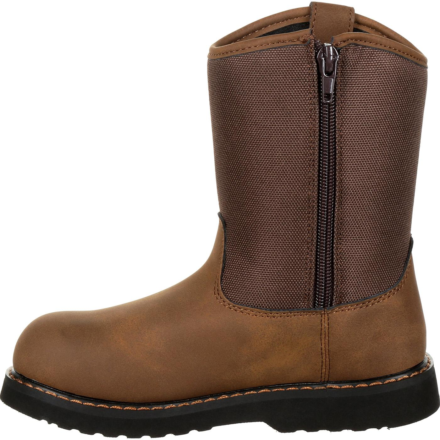 744f2c263c0 Rocky Kids' Lil Ropers Outdoor Boot
