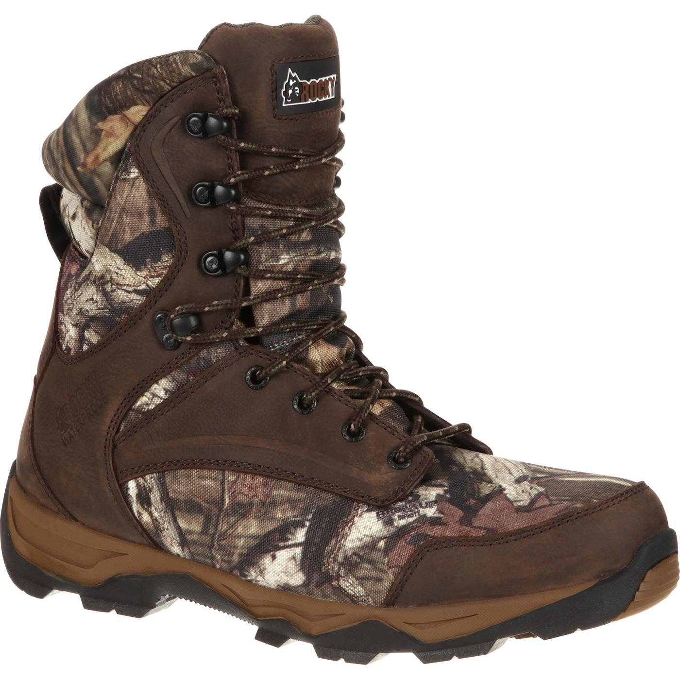 Rocky Retraction Waterproof Insulated Outdoor Boot, RKS0203