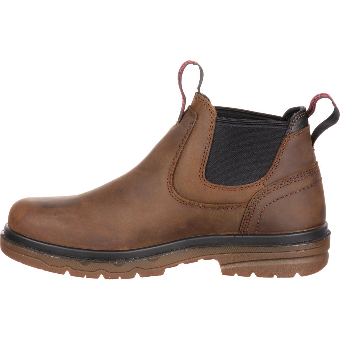 Rocky Elements Shale Steel Toe Waterproof Romeo Work Boot