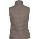 Rocky Women's Quilted Vest, SLATE, small