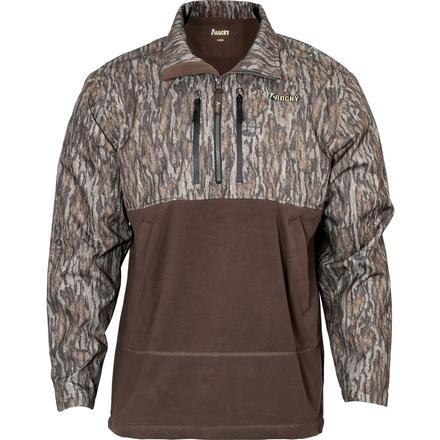 Rocky Waterfowl Waterproof Zip Shirt, , large