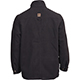 Rocky Full Zip 220G Insulated Fleece Barn Jacket, GUNMETAL, small