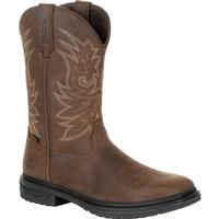 "Rocky Worksmart 11"" Composite Toe Western Boot, , medium"