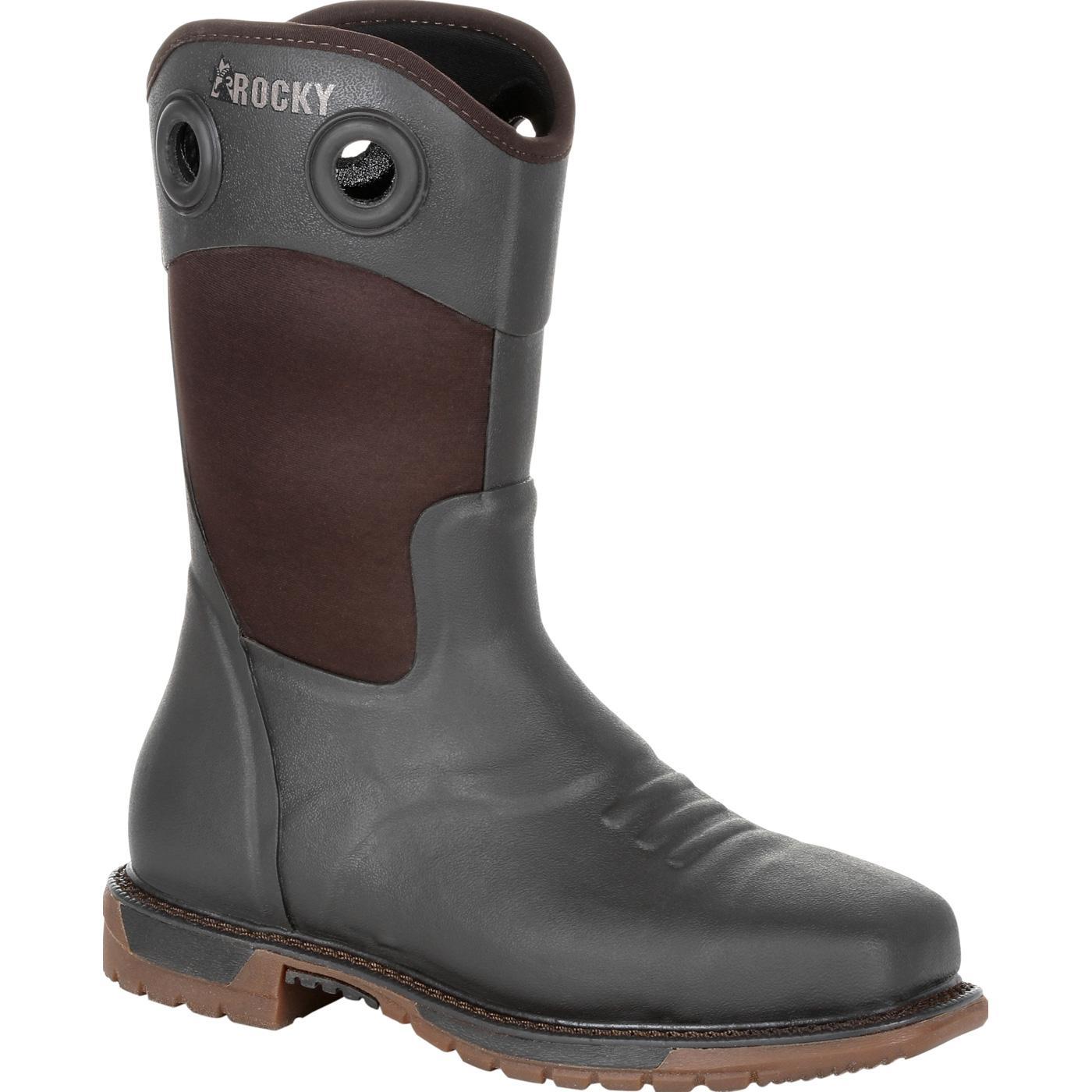 c89fe1f1b2d Rocky Original Ride FLX Women's Rubber Boot