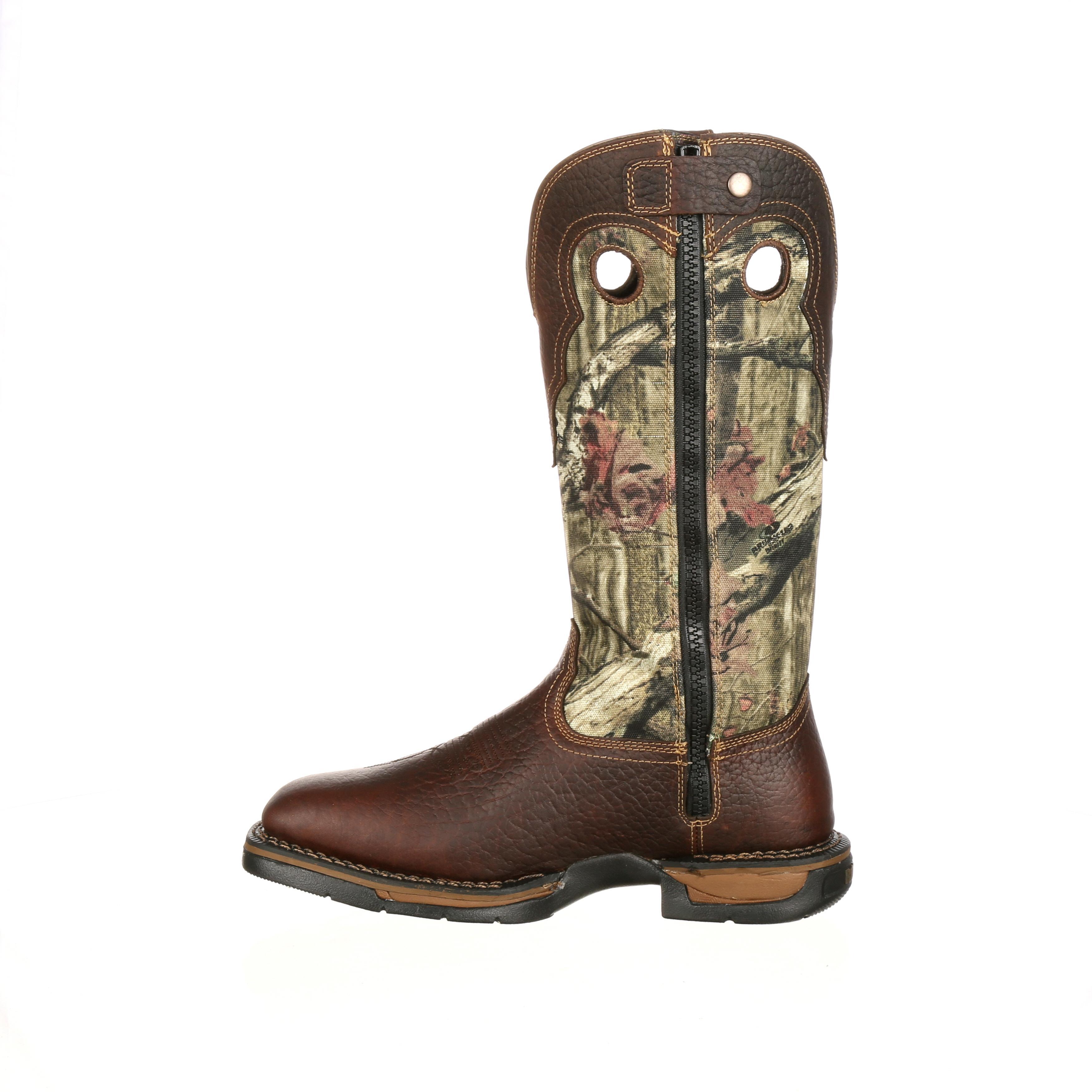 Rocky Long Range Waterproof Camo Snake Boots, FQ0009041