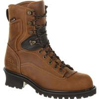 "Rocky Sawblade 9"" Composite Toe Waterproof Logger Work Boot, , medium"
