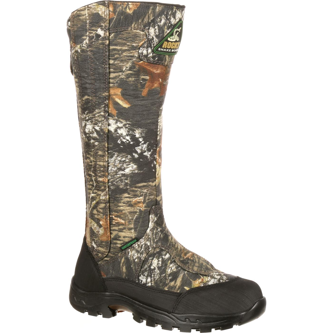 de6bc96b467 Rocky ProLight Waterproof Snakeproof Boot
