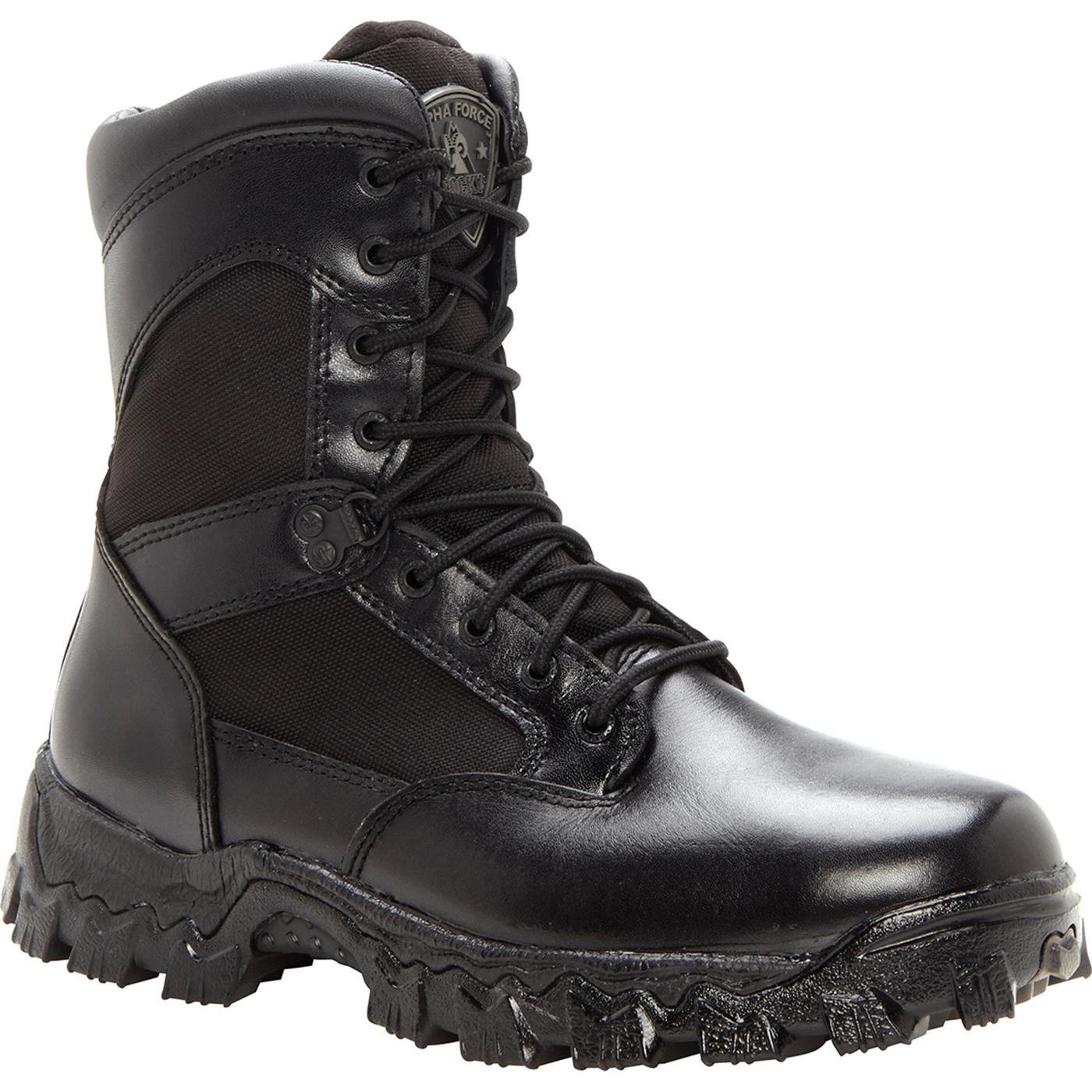 Rocky Alphaforce Composite Toe Waterproof Duty Boot 6169