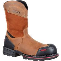 Rocky Maxx Composite Toe Waterproof Pull-On Work Boot, , medium