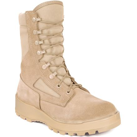 Rocky Basics Steel Toe Hot Weather Military Boot, , large