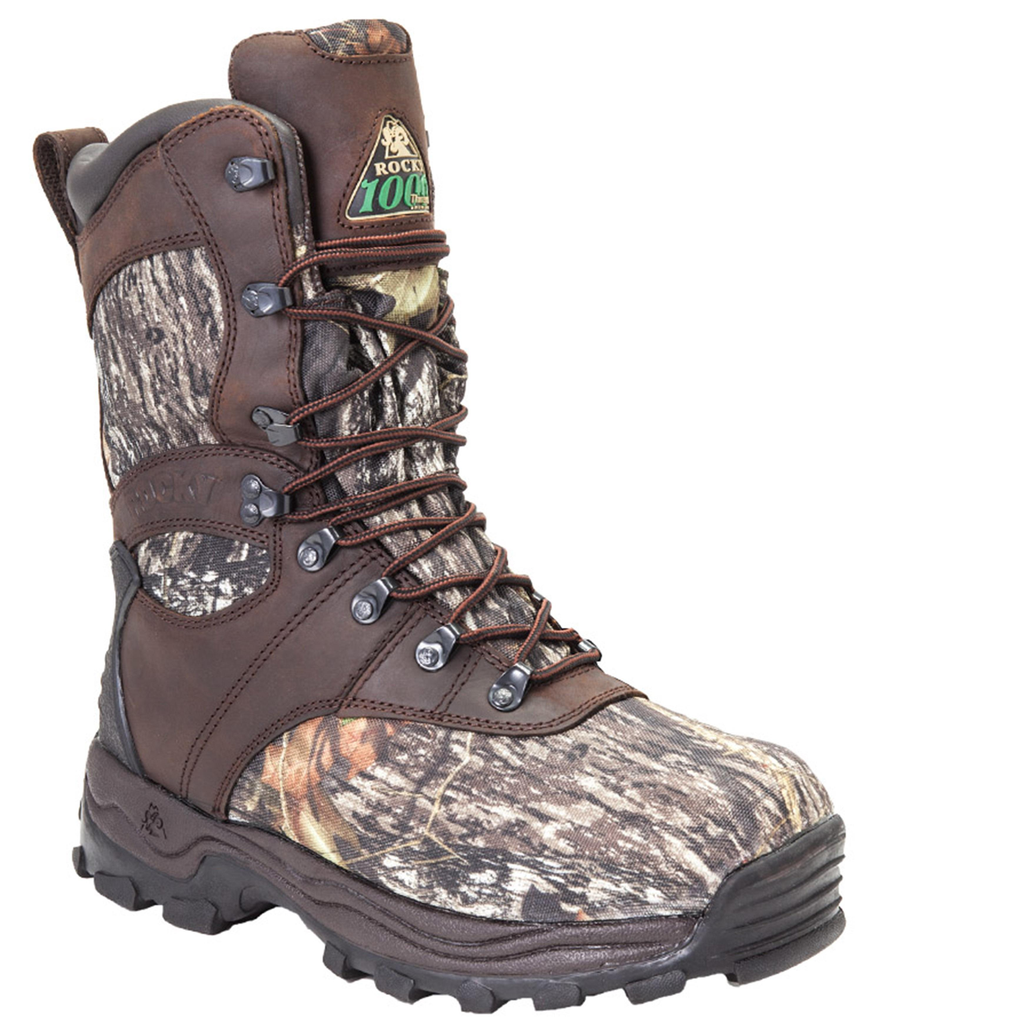 better classic shoes lace up in Rocky Sport Utility Max 1000G Insulated Waterproof Boot | eBay