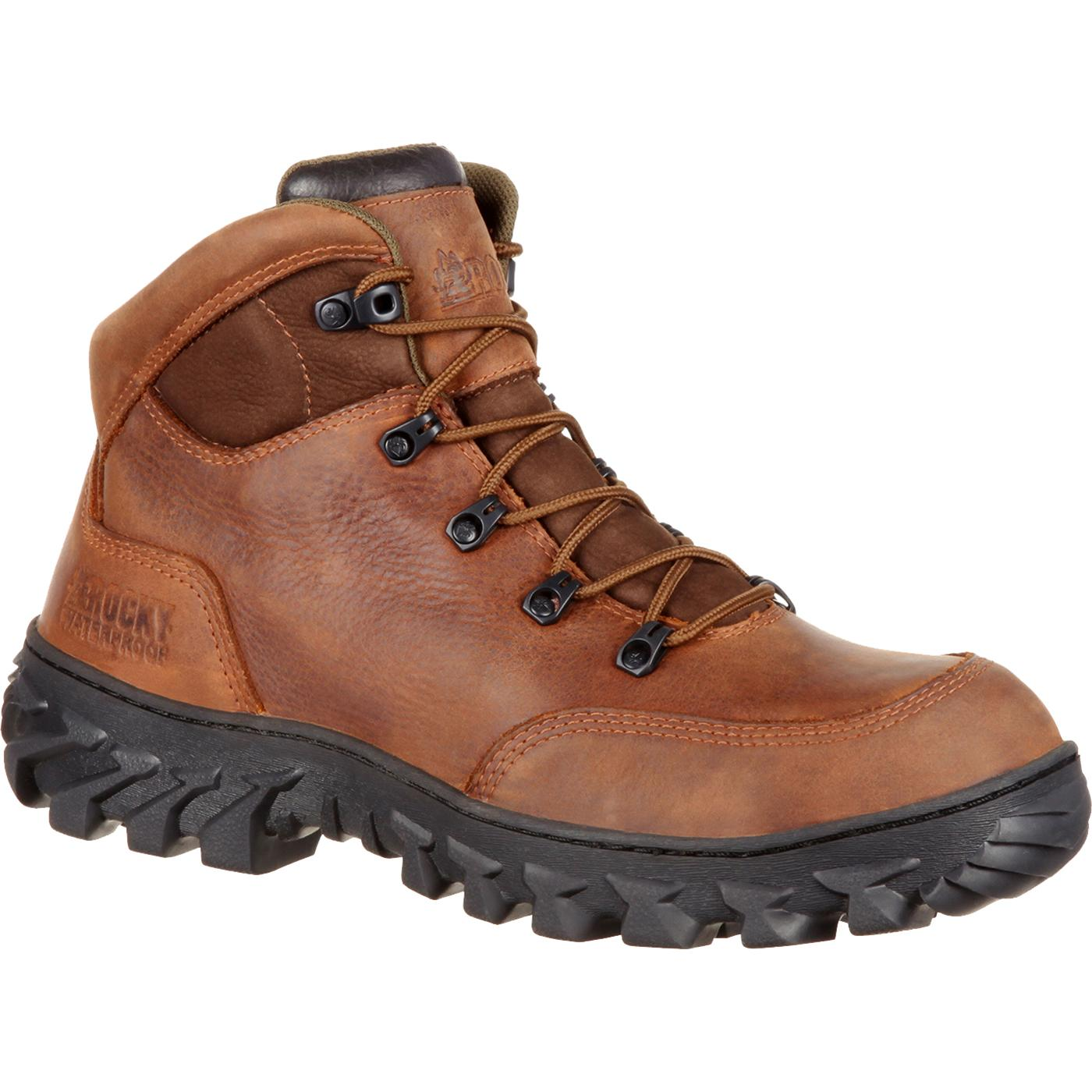 ba7fe856774 Details about Rocky S2V Composite Toe Waterproof Work Boot Guaranteed Rocky  Waterproof