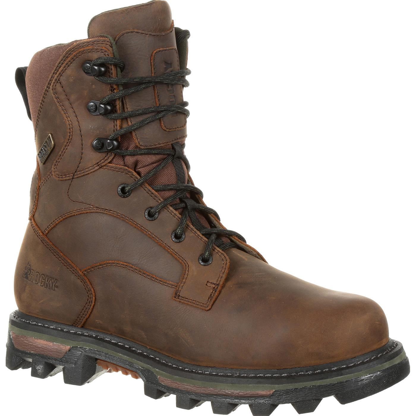 ec00d2b7c21 Details about Rocky BearClaw FX 400G Insulated Waterproof Outdoor Boot