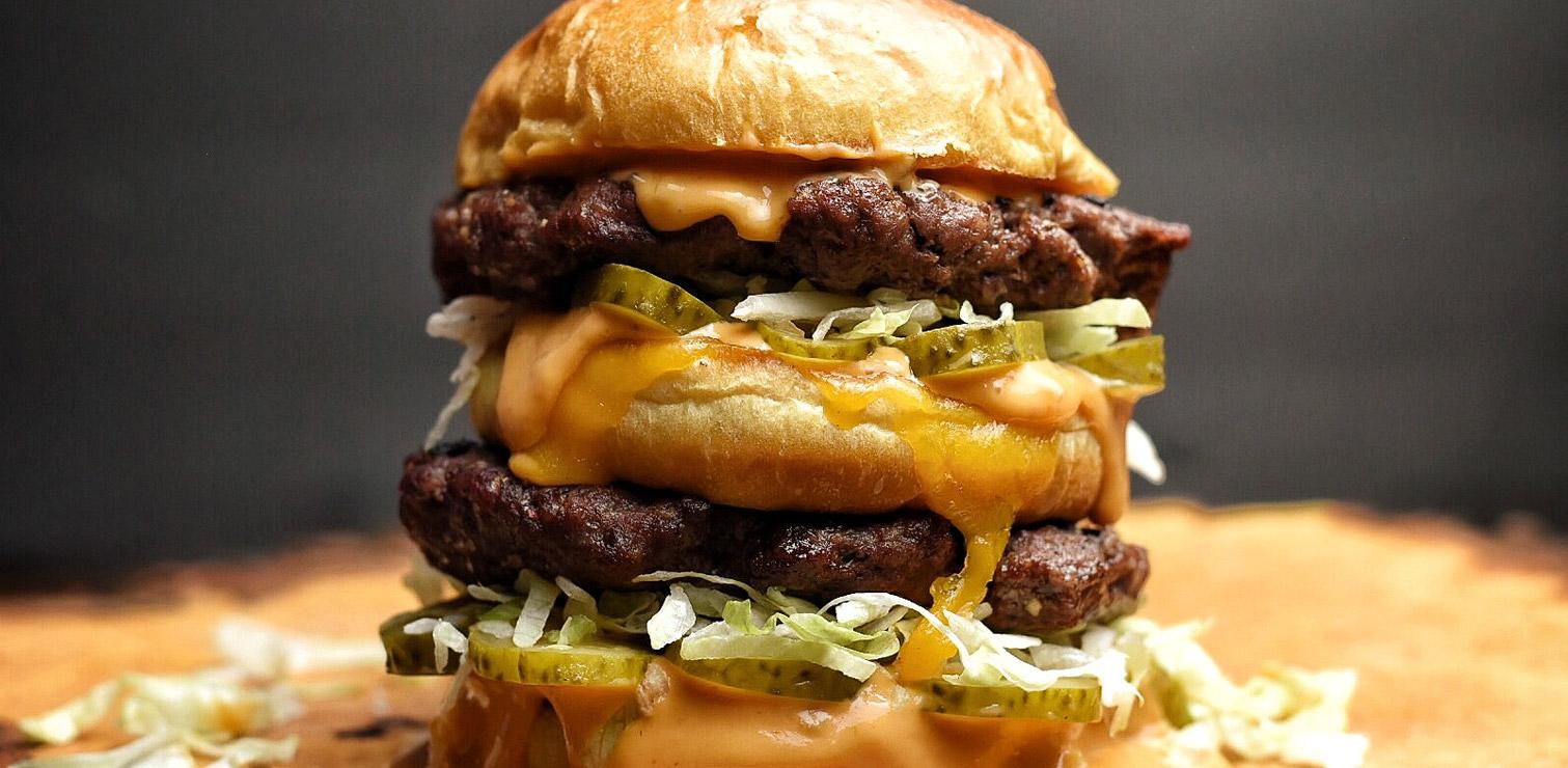 Wild Game Big Mac