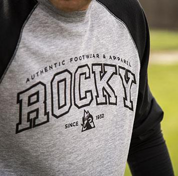 rocky shirts