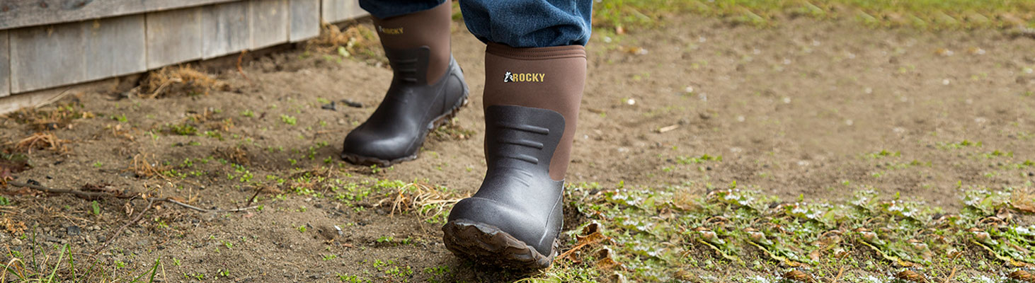 rocky core chore outdoor boots