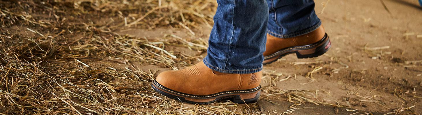 rocky original ride western boots