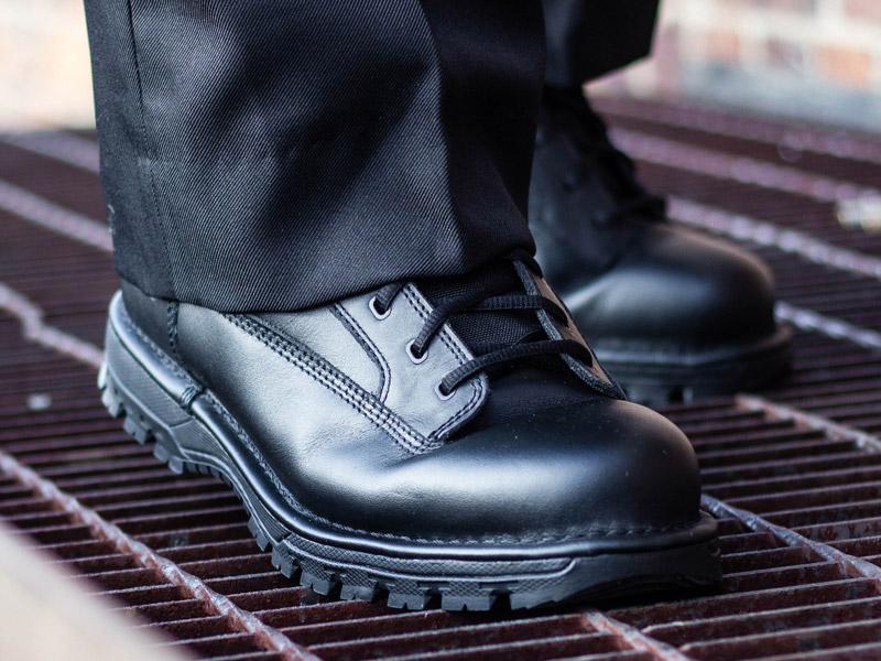 rocky portland lightweight police boots