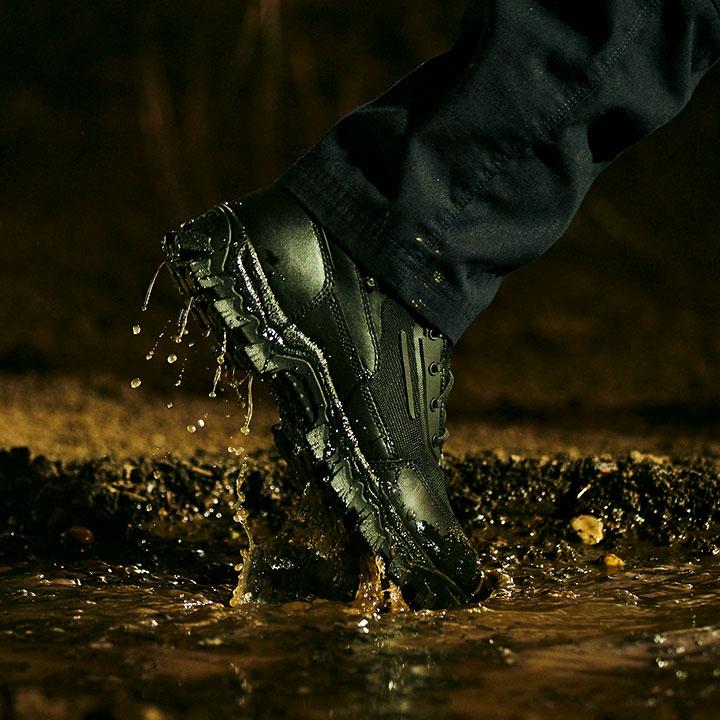 public service boots