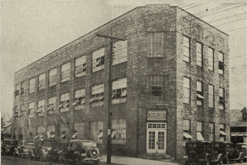 Boot factory 1930's