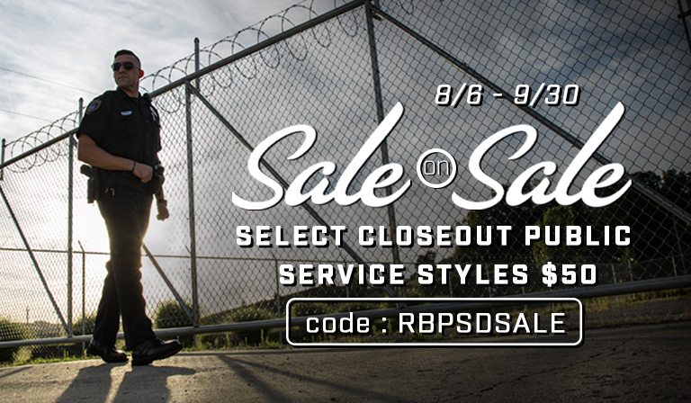 Get select Public Service styles for $50. Use code RBPSDSALE until 30 September 2019. Click to shop now.